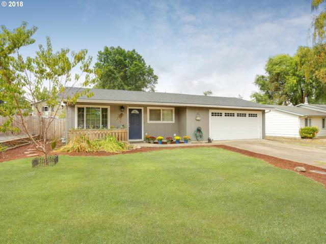 22239 SW Lower Roy St, Sherwood, OR 97140 (MLS #18521230) :: Fox Real Estate Group