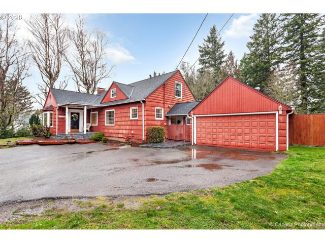 10475 NW Cornell Rd, Portland, OR 97229 (MLS #18521641) :: Next Home Realty Connection