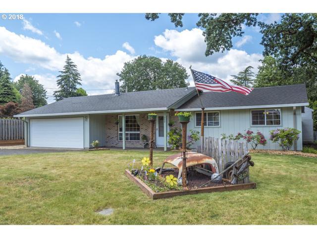 930 Woodlawn Ave, Oregon City, OR 97045 (MLS #18521694) :: Team Zebrowski