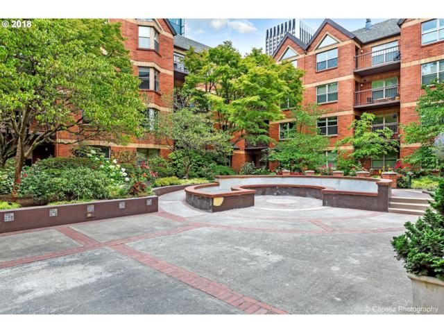 1500 SW Park Ave #411, Portland, OR 97201 (MLS #18522104) :: Next Home Realty Connection