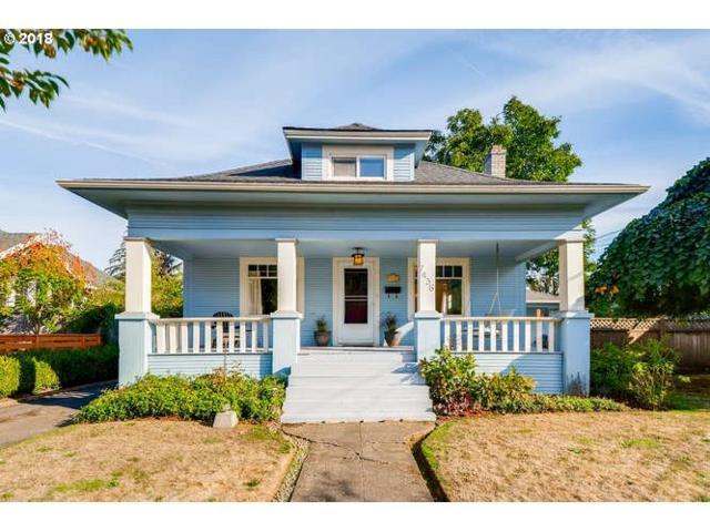 7436 N Fiske Ave, Portland, OR 97203 (MLS #18522585) :: McKillion Real Estate Group