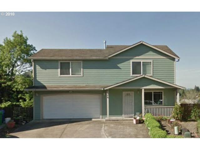 9126 SE Taggart St, Portland, OR 97266 (MLS #18523015) :: Next Home Realty Connection