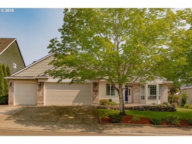 5460 NW Meadowlands Ter, Portland, OR 97229 (MLS #18523616) :: Hatch Homes Group