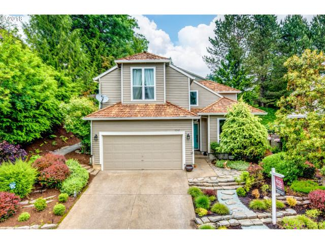 1341 SW Dickinson Ln, Portland, OR 97219 (MLS #18524393) :: Team Zebrowski