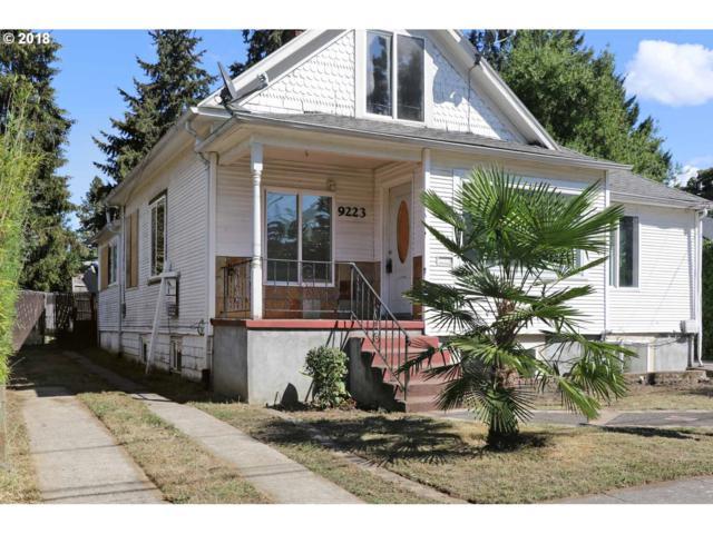 9223 N Seneca St, Portland, OR 97203 (MLS #18524415) :: The Dale Chumbley Group