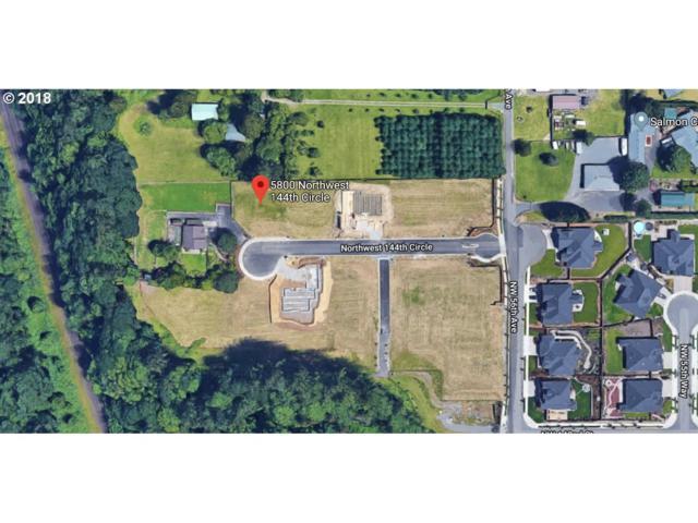 5800 NW 144TH Cir, Vancouver, WA 98685 (MLS #18524772) :: Fox Real Estate Group
