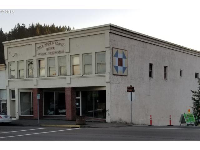 136 N Main St, Myrtle Creek, OR 97457 (MLS #18524980) :: Townsend Jarvis Group Real Estate