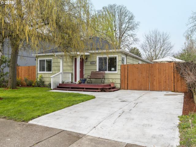 8807 N Dana Ave, Portland, OR 97203 (MLS #18526753) :: Next Home Realty Connection