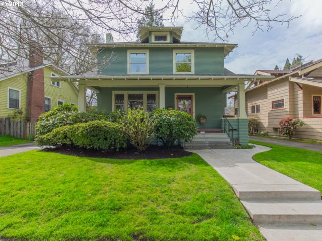 3152 NE Irving St, Portland, OR 97232 (MLS #18527469) :: Next Home Realty Connection