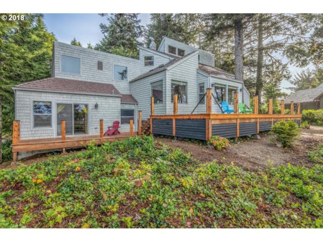 141 E Bay Point Rd, Lincoln City, OR 97367 (MLS #18528341) :: The Liu Group