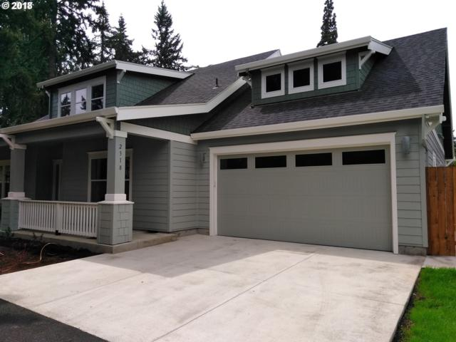 4500 SE Manewal Lot 1, Milwaukie, OR 97267 (MLS #18529679) :: Next Home Realty Connection