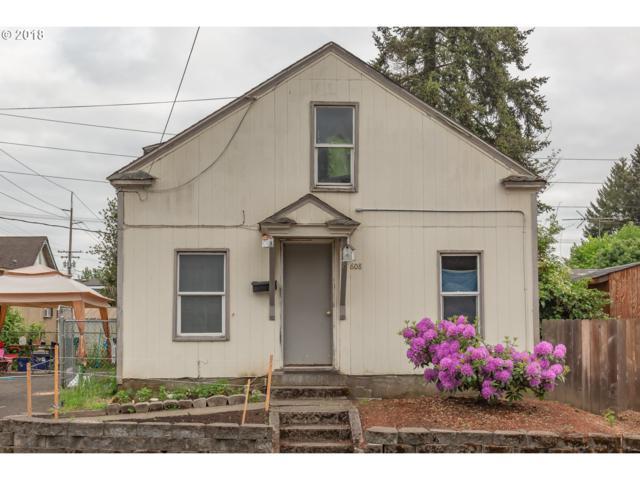 608 N Bloyd, Kelso, WA 98626 (MLS #18530481) :: The Sadle Home Selling Team
