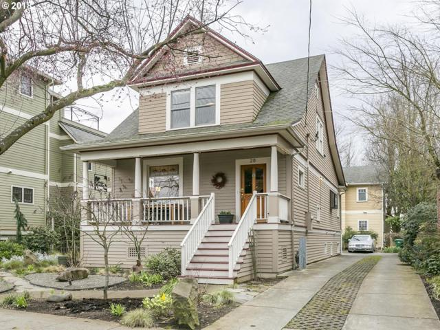 28 NE Graham St, Portland, OR 97212 (MLS #18530562) :: Next Home Realty Connection