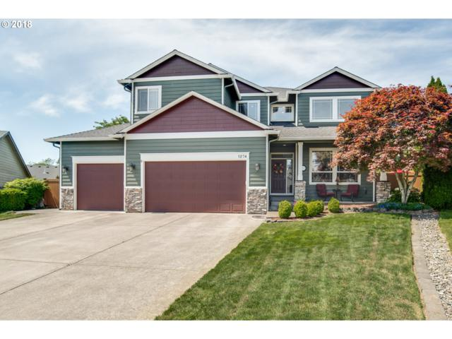 1274 E 16TH Cir, La Center, WA 98629 (MLS #18530893) :: The Dale Chumbley Group