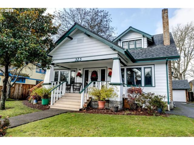323 N 9TH St, Cottage Grove, OR 97424 (MLS #18530936) :: Harpole Homes Oregon
