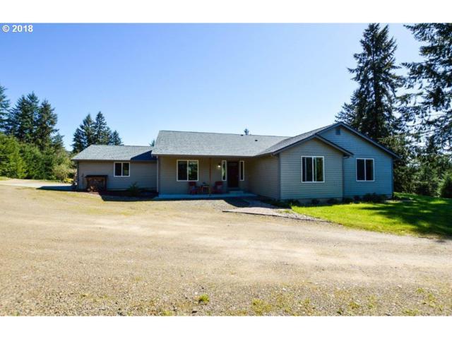 1350 Mountain View Rd, Kalama, WA 98625 (MLS #18531059) :: The Dale Chumbley Group