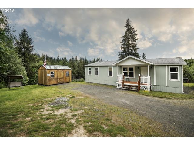 181 Allworth Dr, Castle Rock, WA 98611 (MLS #18531592) :: McKillion Real Estate Group