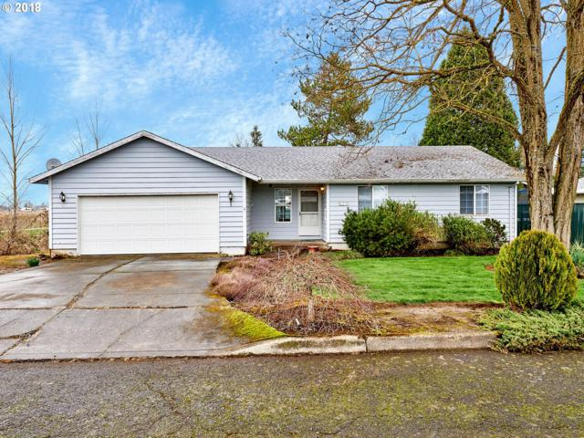 607 E 7TH St, Molalla, OR 97038 (MLS #18531871) :: Next Home Realty Connection