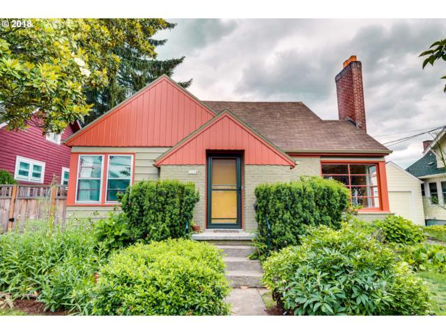 5234 NE Multnomah St, Portland, OR 97213 (MLS #18532589) :: Team Zebrowski