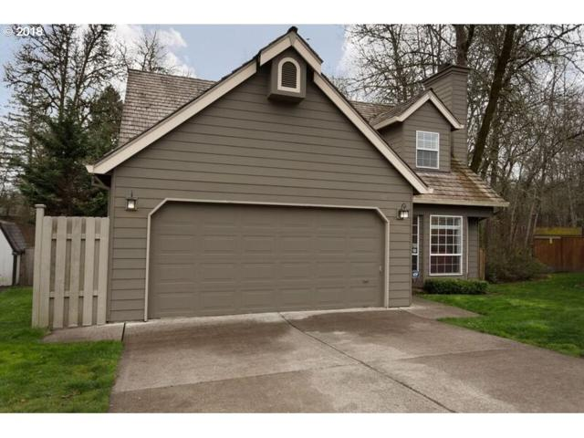 8885 SW Pelham Ct, Beaverton, OR 97008 (MLS #18533039) :: Next Home Realty Connection
