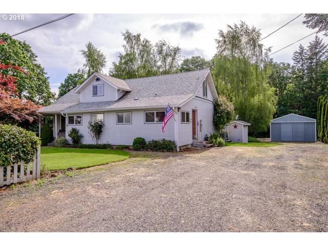 3111 Long St, Sweet Home, OR 97386 (MLS #18533077) :: R&R Properties of Eugene LLC