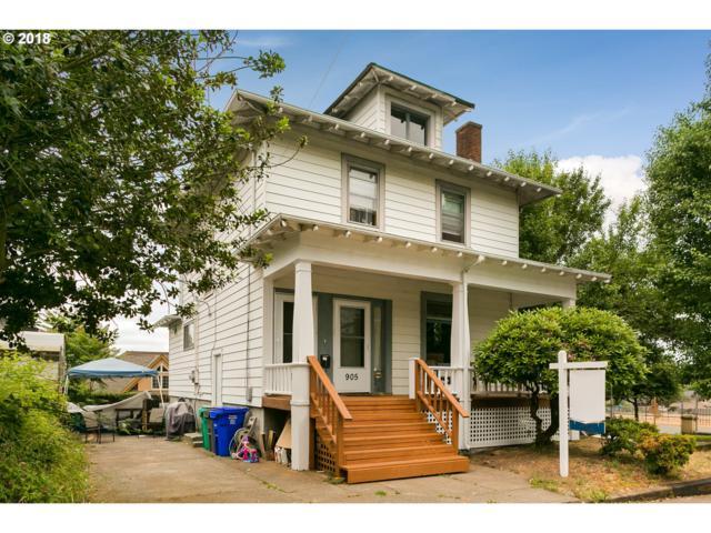 905 SE 50TH Ave, Portland, OR 97215 (MLS #18533361) :: McKillion Real Estate Group