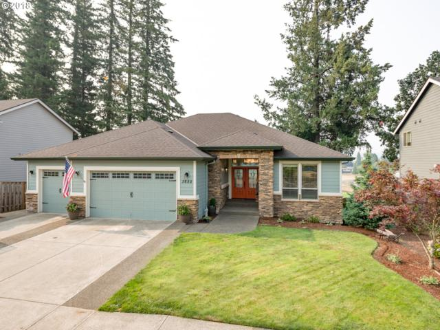 3652 P St, Washougal, WA 98671 (MLS #18533641) :: The Dale Chumbley Group