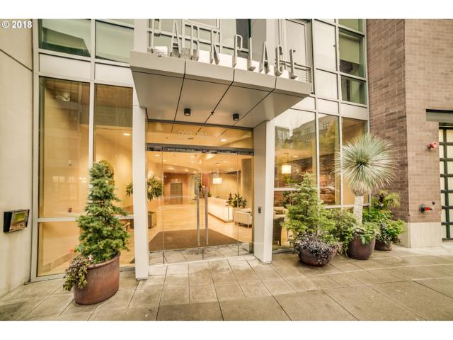 922 NW 11TH Ave #605, Portland, OR 97209 (MLS #18534340) :: The Liu Group