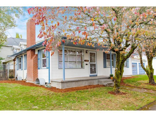 746 NE Stafford St, Portland, OR 97211 (MLS #18534426) :: Portland Lifestyle Team