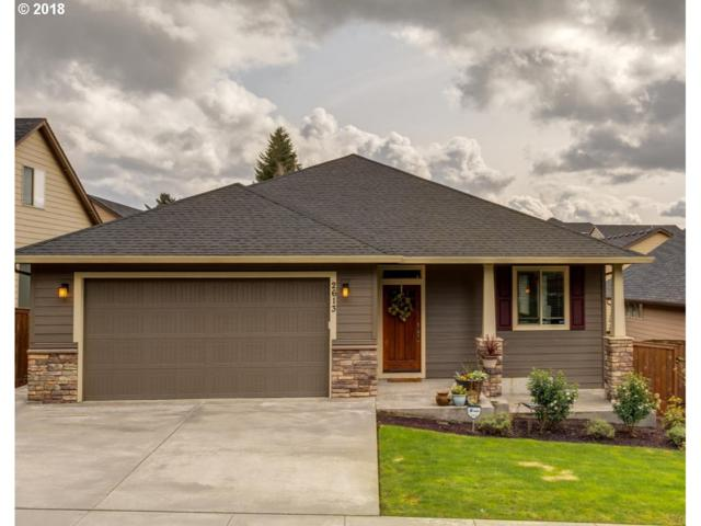 2613 NE 51ST St, Vancouver, WA 98663 (MLS #18534602) :: Matin Real Estate