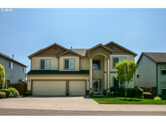 4515 NE 95TH St, Vancouver, WA 98665 (MLS #18534897) :: Hatch Homes Group