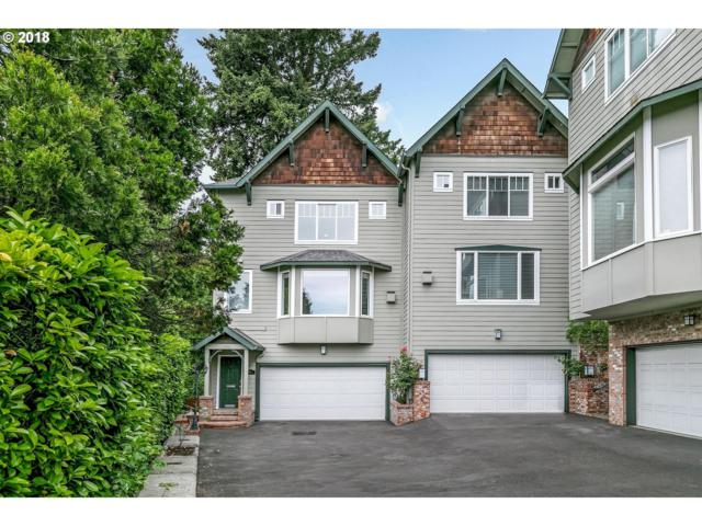 100 SW Hamilton St, Portland, OR 97239 (MLS #18534946) :: Hatch Homes Group