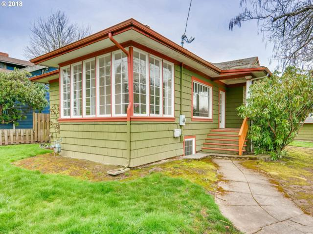 4932 NE Thompson St, Portland, OR 97213 (MLS #18535535) :: Keller Williams Realty Umpqua Valley