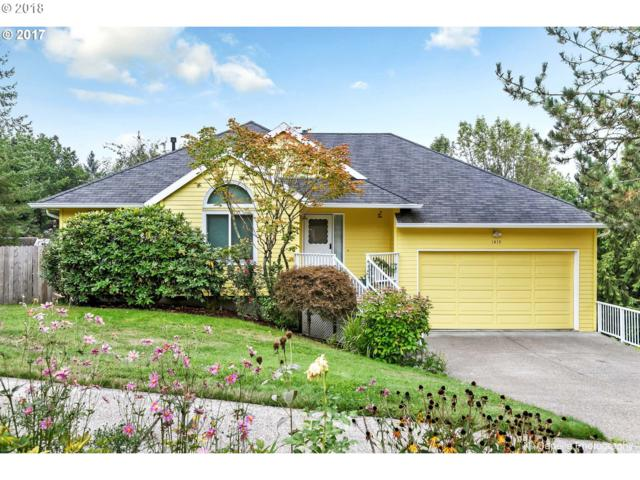 1415 Rosemarie Dr, West Linn, OR 97068 (MLS #18537012) :: Fox Real Estate Group