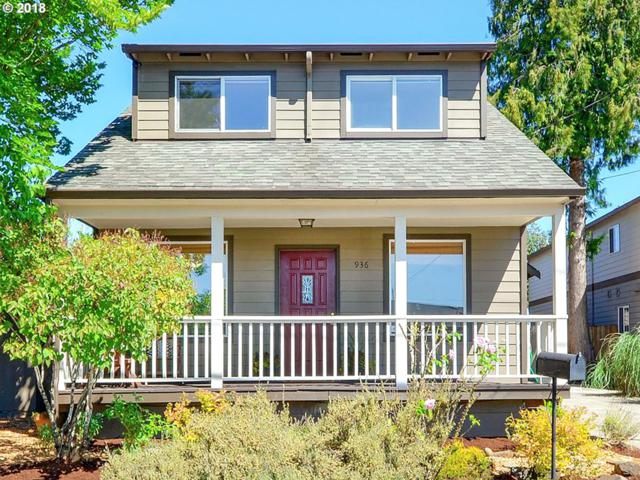 936 NE 94TH Ave, Portland, OR 97220 (MLS #18537049) :: Next Home Realty Connection