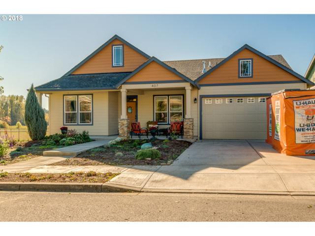 407 NE 17TH St, Battle Ground, WA 98604 (MLS #18537270) :: McKillion Real Estate Group