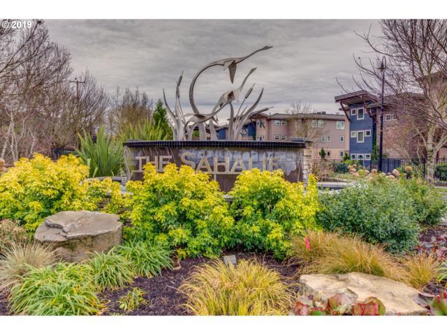 5841 SE Columbia Way #201, Vancouver, WA 98661 (MLS #18537376) :: R&R Properties of Eugene LLC