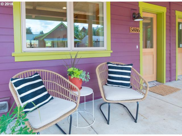 5850 NE Mason St #4, Portland, OR 97218 (MLS #18539511) :: Harpole Homes Oregon