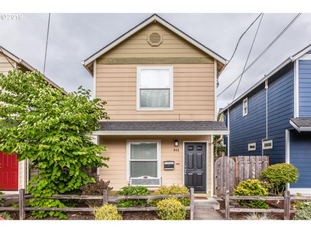 943 NE 81ST Ave, Portland, OR 97213 (MLS #18539650) :: Cano Real Estate
