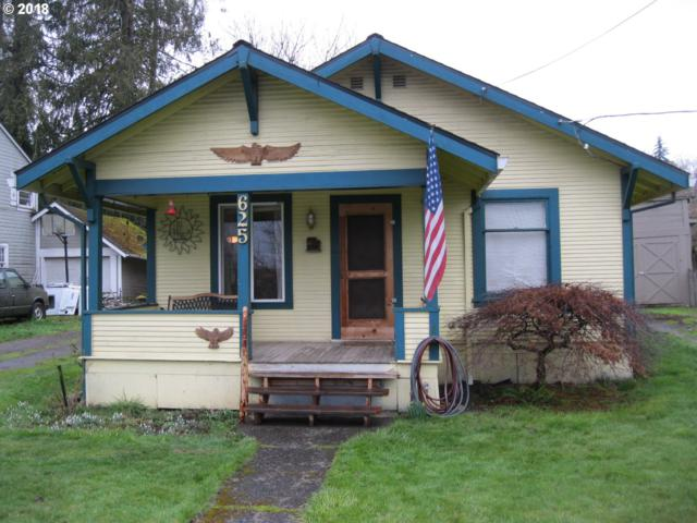 625 Rose Ave, Vernonia, OR 97064 (MLS #18540056) :: Next Home Realty Connection