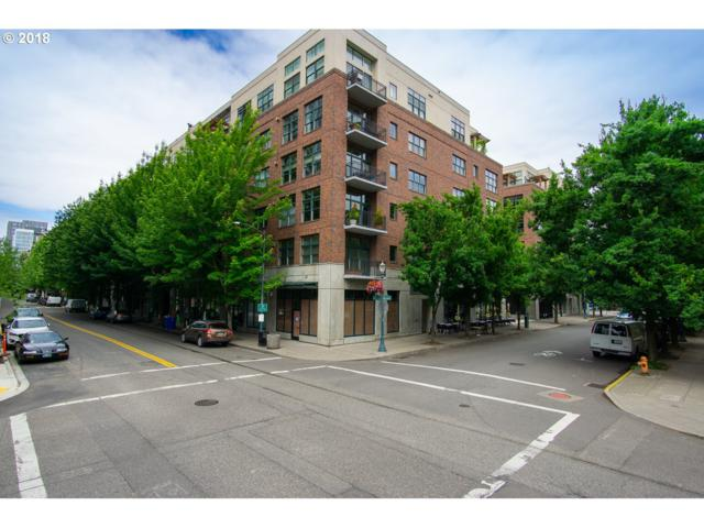 820 NW 12TH Ave #322, Portland, OR 97209 (MLS #18540176) :: Next Home Realty Connection