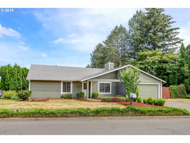 12155 SW Katherine St, Tigard, OR 97223 (MLS #18540207) :: The Sadle Home Selling Team
