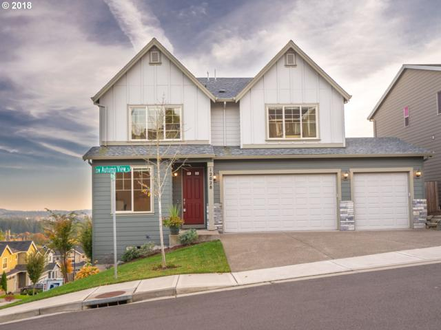 12028 SW Autumn View St, Tigard, OR 97224 (MLS #18540279) :: Portland Lifestyle Team