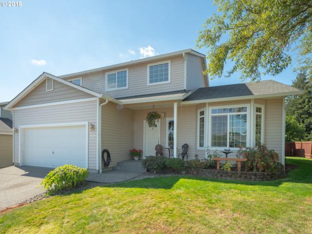 5920 NE 56TH Ct, Vancouver, WA 98661 (MLS #18540531) :: The Sadle Home Selling Team