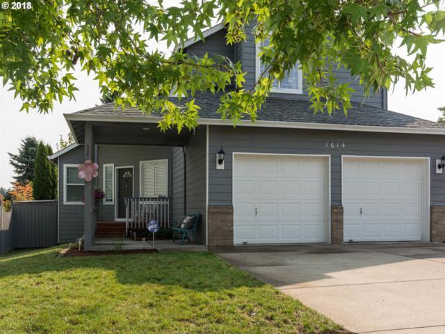 1614 NE Barnes Ln, Gresham, OR 97030 (MLS #18541238) :: Matin Real Estate
