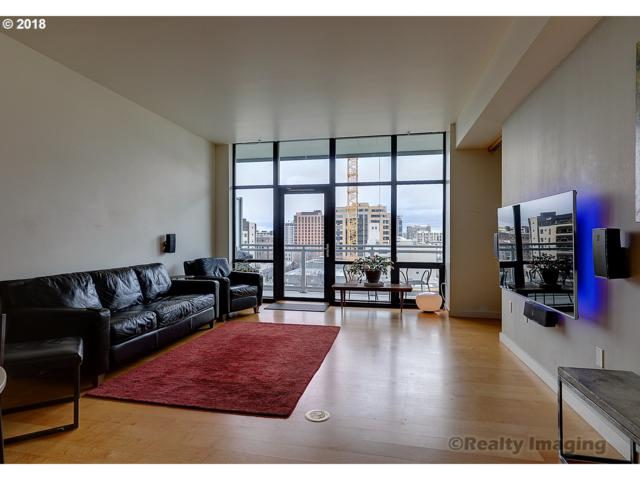 1025 NW Couch St #620, Portland, OR 97209 (MLS #18541245) :: Next Home Realty Connection
