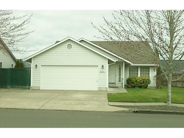 2303 SW Redmond Hill Rd, Mcminnville, OR 97128 (MLS #18541287) :: Beltran Properties at Keller Williams Portland Premiere