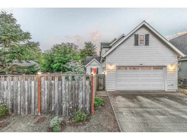 2949 NW Neptune Ave, Lincoln City, OR 97367 (MLS #18541292) :: Harpole Homes Oregon