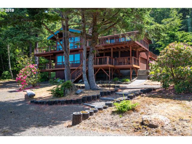 9790 Whiskey Creek Rd, Tillamook, OR 97141 (MLS #18542538) :: Hatch Homes Group