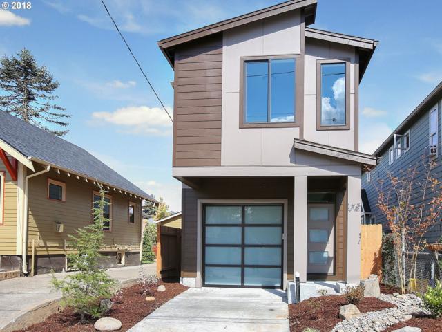 927 N Stafford, Portland, OR 97217 (MLS #18542615) :: Fox Real Estate Group